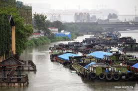 Qiangtang River Basin