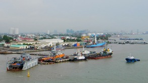 Ho Chi Minh City, Saigon River
