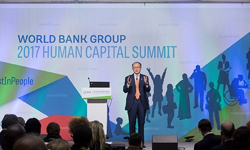 Human capital summit