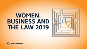 Women, Business and the Law 2019
