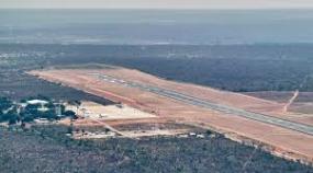 Zambia Airport